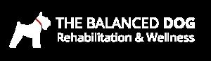 the balanced dog, dog rehabilitation